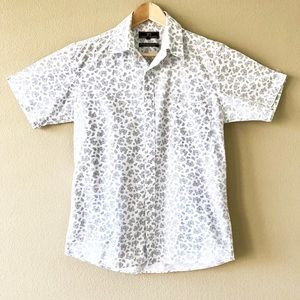 VALENTINO CREATIONS⚡️Paisley Button Down Shirt_M